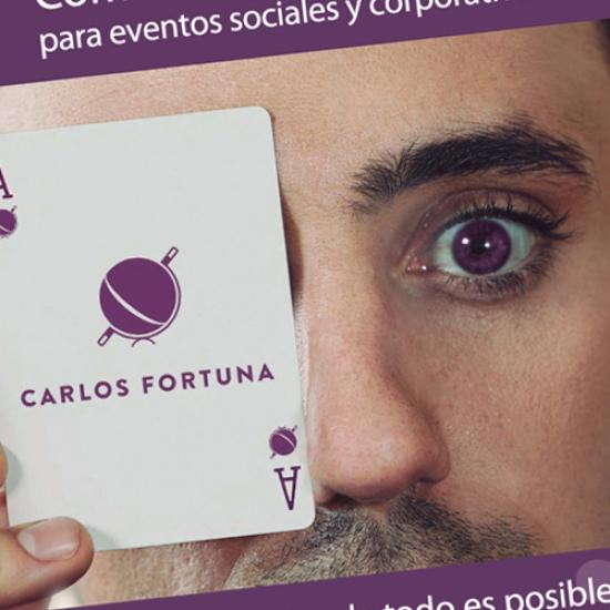 Cartellería Carlos Fortuna