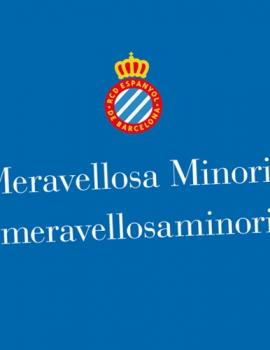 Cartellería RCD Espanyol – Meravellosa minoria