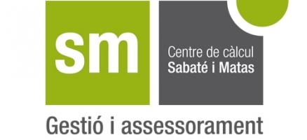 Imatge corporativa Centre de Càlcul Sabaté i Matas