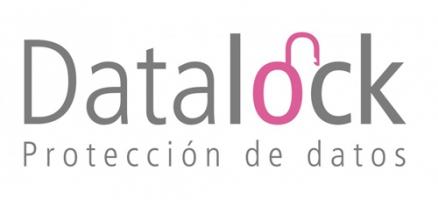Imatge corporativa Datalock – Protección de datos