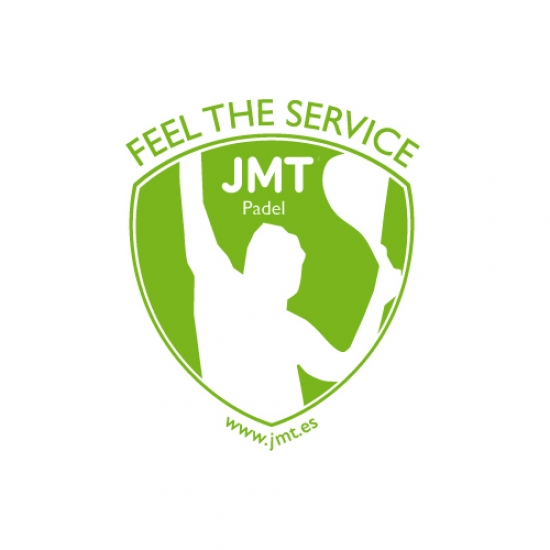 Imatge corporativa JMT Pàdel
