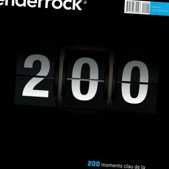 Revista Enderrock Nº 200 especial