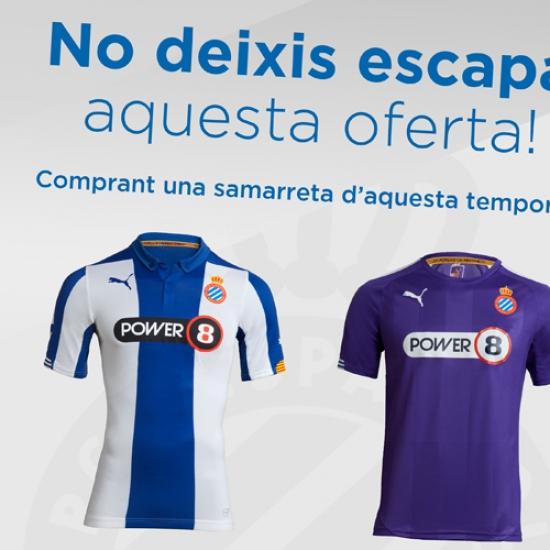 Publicitat RCD Espanyol de Barcelona