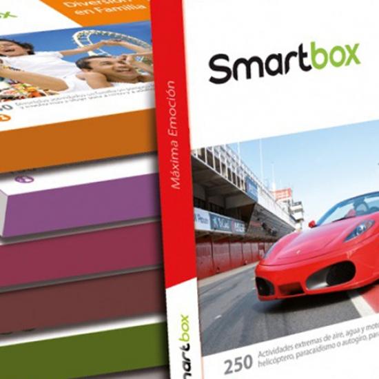 Guías para regalar Smartbox