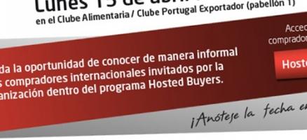 Newsletter Alimentaria Horexpo Lisboa
