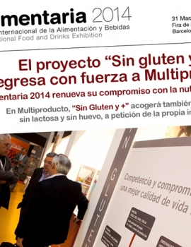 Newsletter Alimentaria 2014