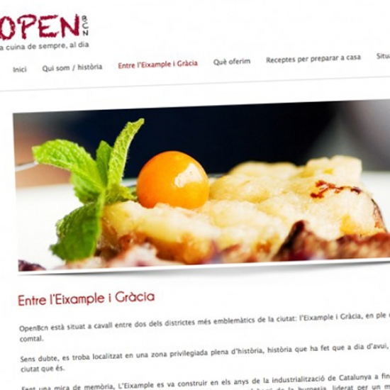 Web OpenBCN